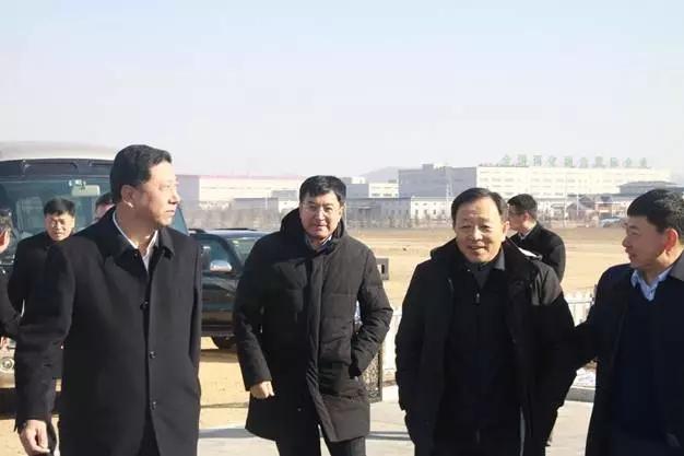 【最新资讯】州长金寿浩到世爵平台药业工业园区调研指导工作