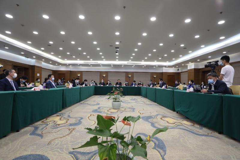 中医药抗疫与传承创新发展研讨会在京召开